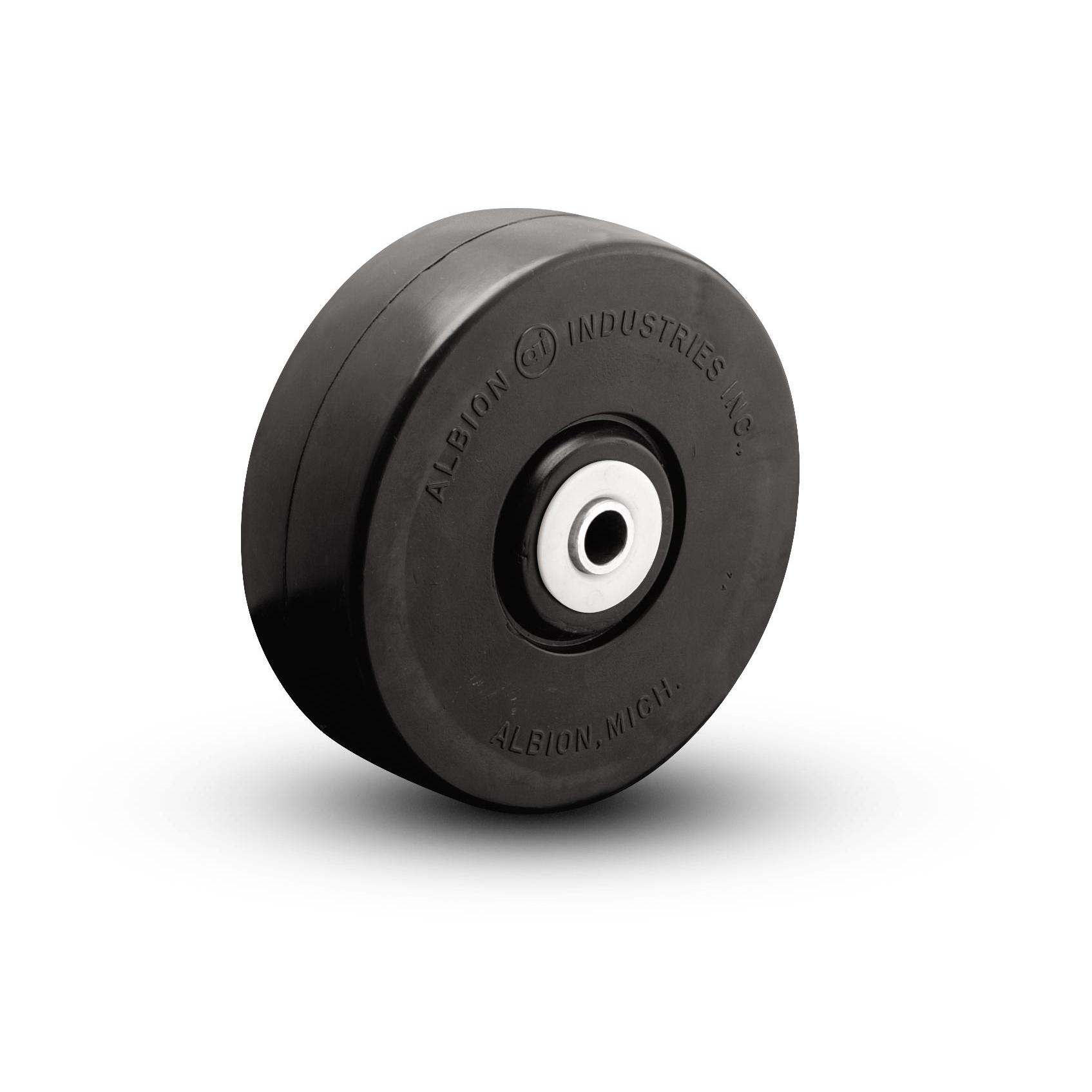 Rubber (Hard) Wheels