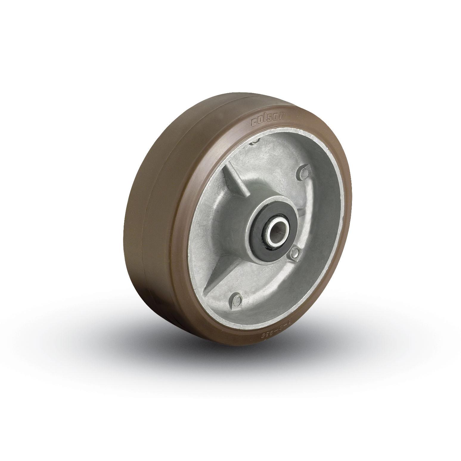 Nylon on Aluminum Wheels