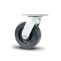 Phenolic swivel caster