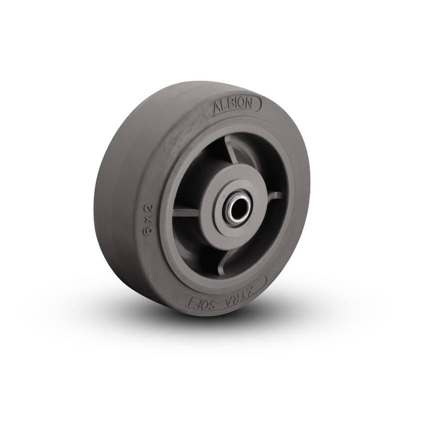 Rubber Wheels