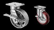 caster brakes