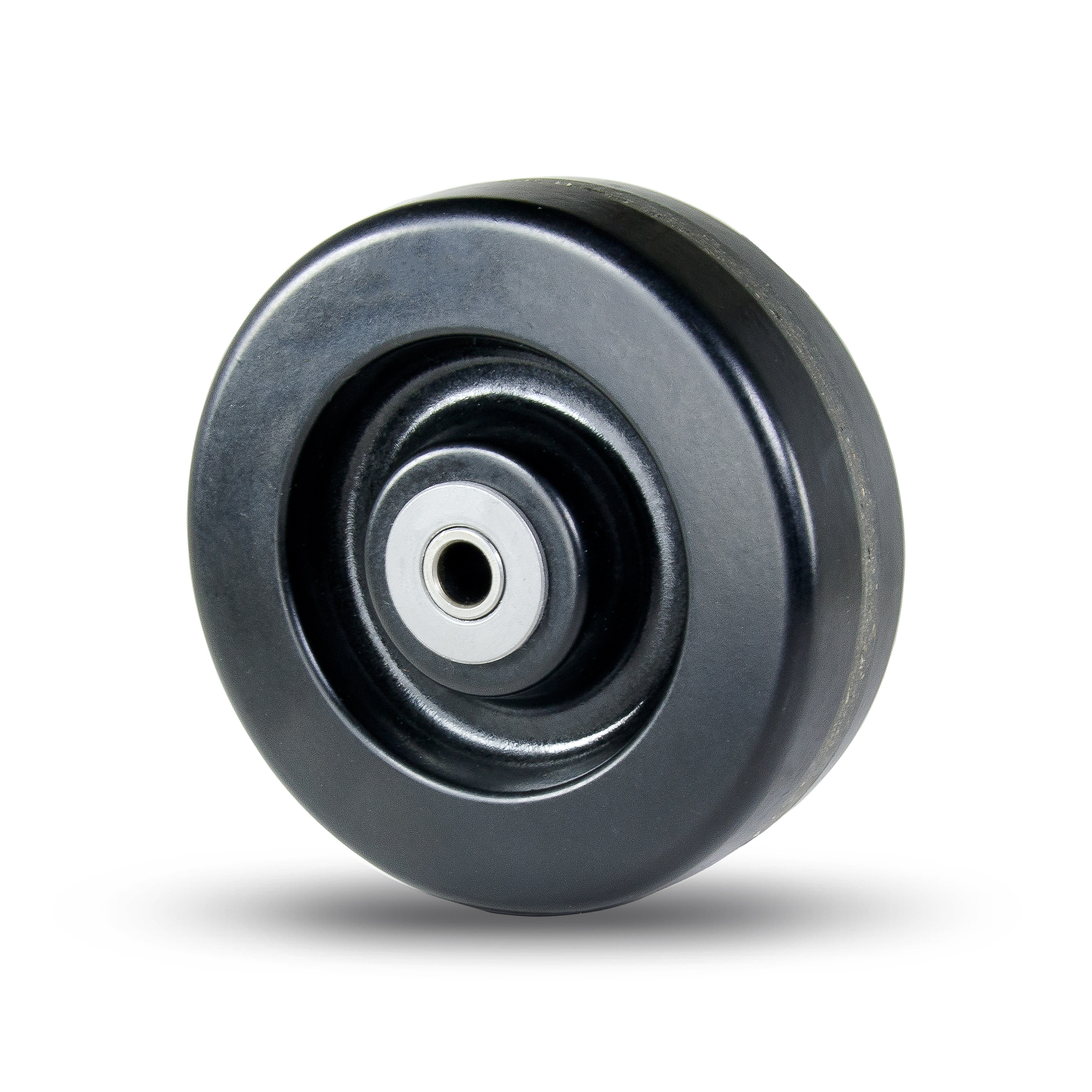 Phenolic caster wheel