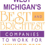 CasterDepot Winner of Best and Brightest in West Michigan 2019